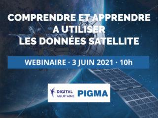 Webinaire PIGMA Données satellites